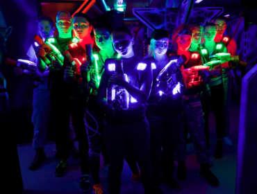 enterrement vie de garcon laser game chambly