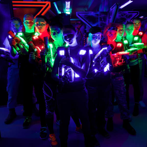enterrement vie de garcon laser game chambly