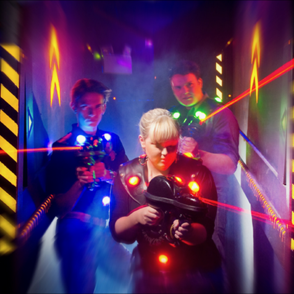 laser game chambly millenium