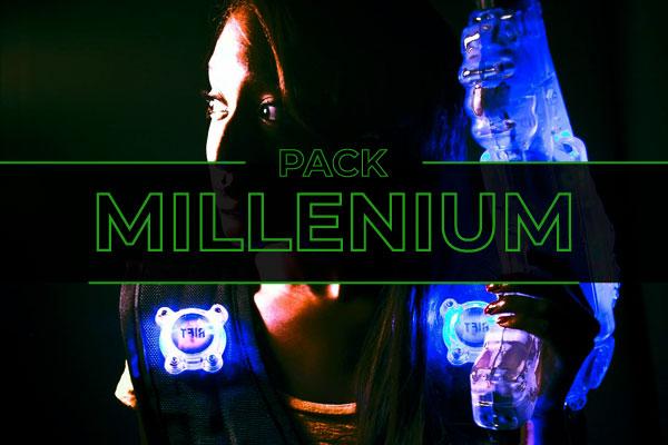 pack Millenium